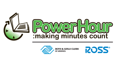 PowerHour logo